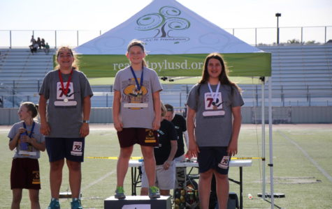 Trailblazers Shine in 3rd Annual District Track Meet