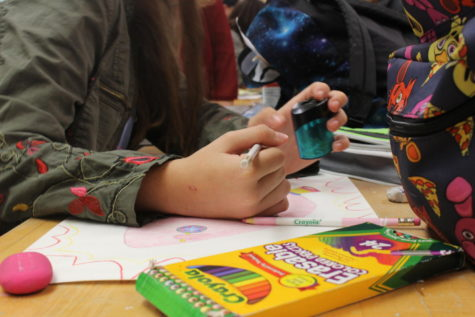 Art classes spark creativity and help kids create wonderful works of art.
